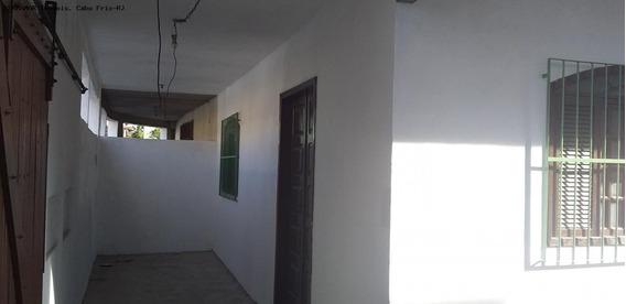 Casa Para Locação Em Cabo Frio, São Cristóvão, 2 Dormitórios, 1 Suíte, 2 Banheiros, 1 Vaga - Afr 149_2-1043241