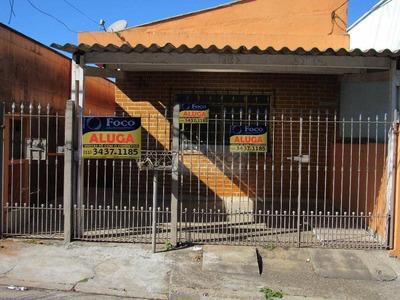 Casa Residencial Para Locação, Vila Fiuza, Guarulhos. - Ca0672