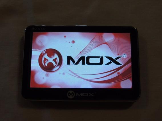 Gps Mox Mo-g46 C/ Tv Digital 4,3