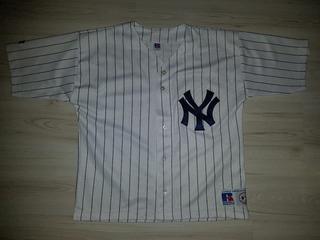 Camisa New York Yankees Russell Athletic Baseball Ny Yankees