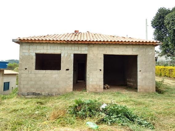Terreno De 300 Mts Com Casa Semi-acabada Em Mairinque -sp
