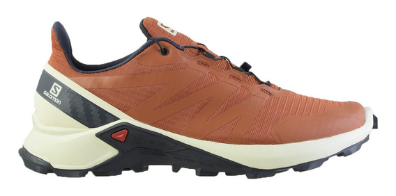 Zapatillas Hombre Salomon Trail Running Supercross Bu/ba