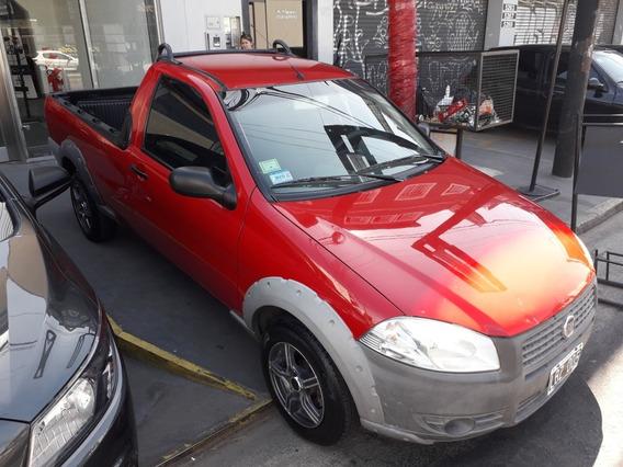 Vendo-permuto-financio-fiat Strada Working Cab.simple.c/a