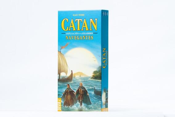 Catan Extension 5y6 Jugadores Expansion Navegantes