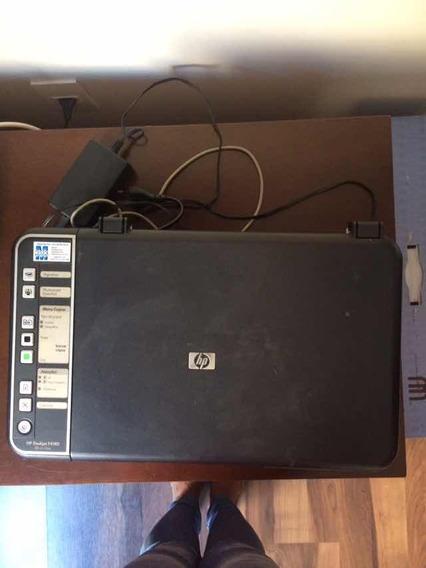 Hp Deskjet F4180 Aproveitamento Peças, Carcaça Impressora