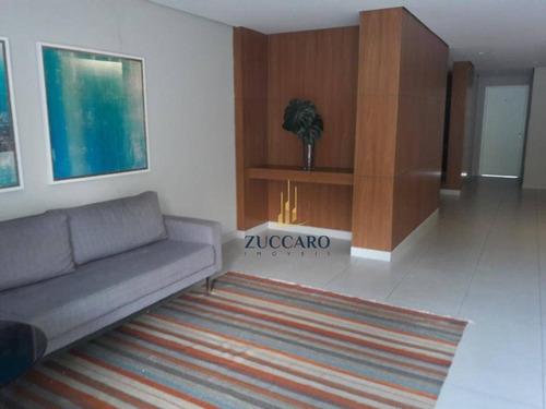 Apartamento Com 3 Dormitórios À Venda, 72 M² Por R$ 540.000,00 - Vila Augusta - Guarulhos/sp - Ap16067