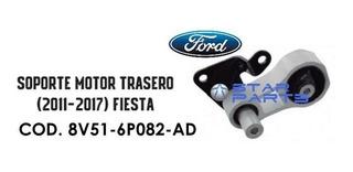 Soporte Motor Trasero Ford Fiesta 2011/2019 Mecanico - Ford
