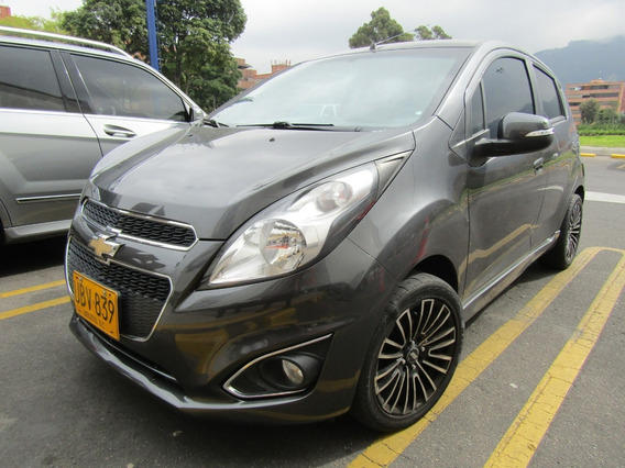 Chevrolet Spark Gt Gt 1.2 Mt Full