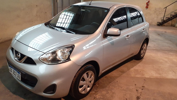 Nissan March Sense Manual Usx