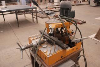 Taladro Copiador Pantógrafo Palpador Para Aluminio Metal
