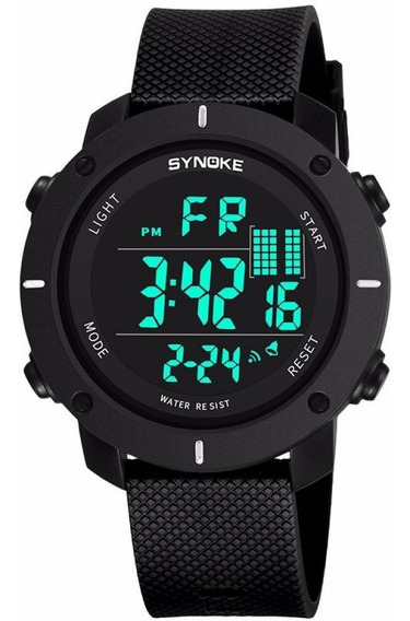 Synoke Calendar Digital Watch Men Watcheswristwatch For Ma