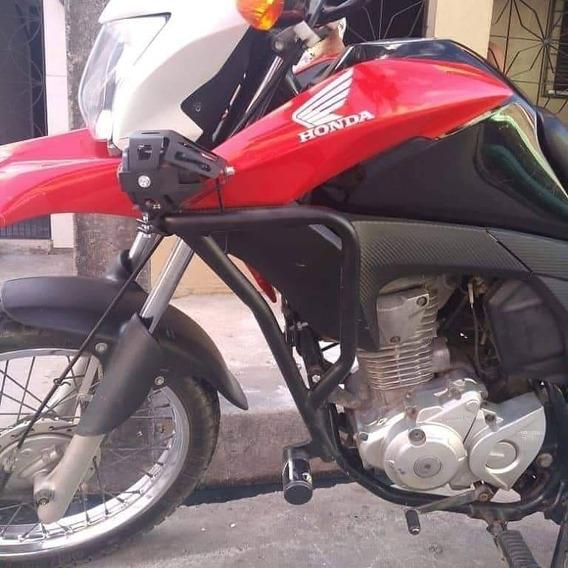 Honda Bros Titan