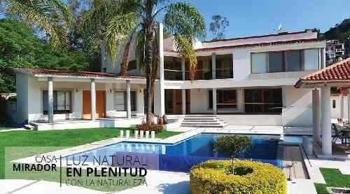 Casas Tepoztlán - Bienes Raíces - Casa Mirador
