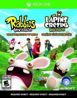Rabbids Invasion Xbox One Nuevo