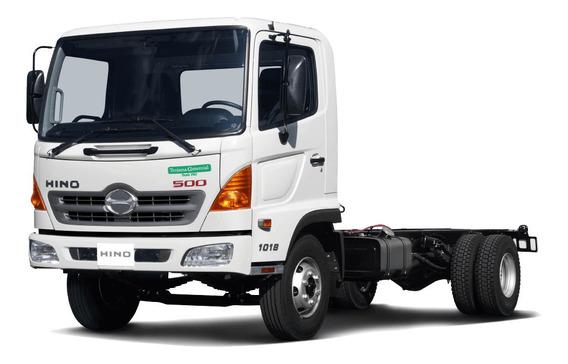 De Oportunidad Camion Hino 1018 Año 2012