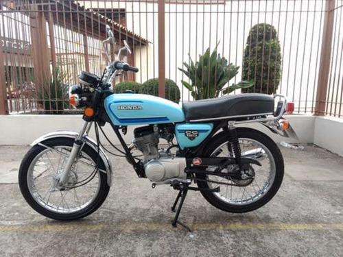 Honda Cg 125 Cód9996