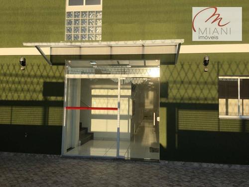 Kitnet Para Alugar, 18 M² Por R$ 1.050,00/mês - Butantã - São Paulo/sp - Kn0348