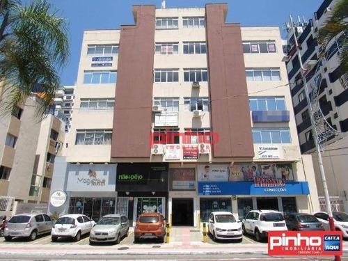 Sala Para Alugar, 33 M² Por R$ 600,00/mês - Kobrasol - São José/sc - Sa0002