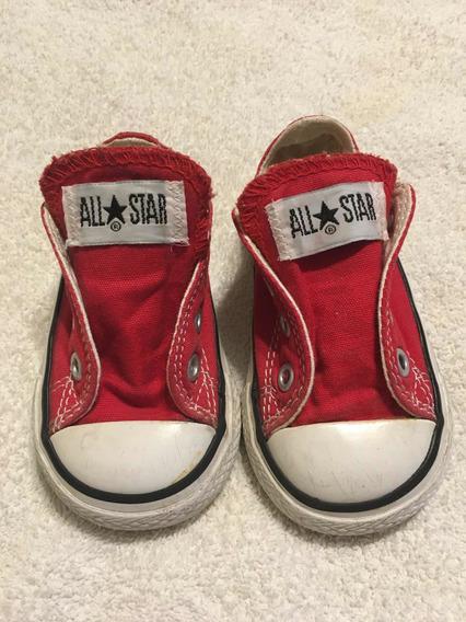 Zapatillas Converse All Star Originales T 4 O 20