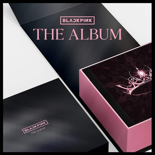 Blackpink The Album Version  3 Cd Nuevo Importado