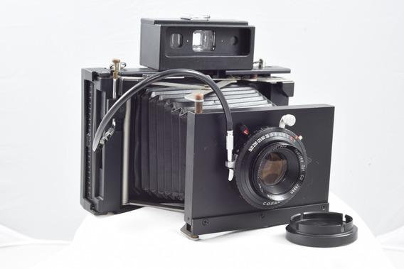 Câmera Polaroid Npc 195 Copal Tomioka Tominon