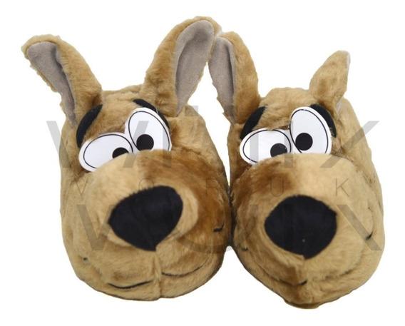 Pantuflas Scooby Doo Niños Unisex