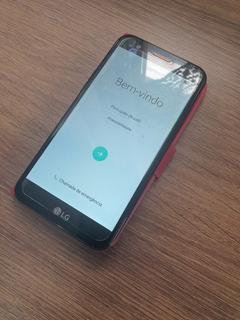 Smartphone LG K10 2017 32gb 2ram