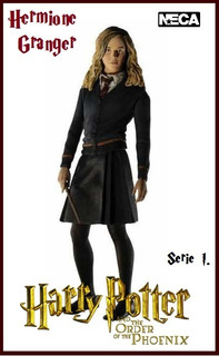 Hermione Granger: Harry Potter (order Of The Phoenix) Neca.