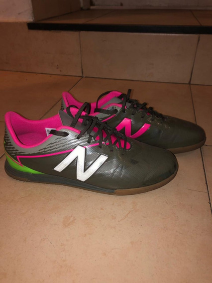 Botines Futsal New Balance 8 Us
