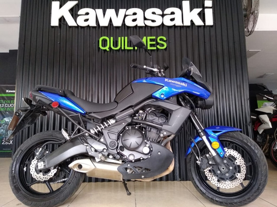 Kawasaki Versys 650 2013 *permuto *12 Y 18