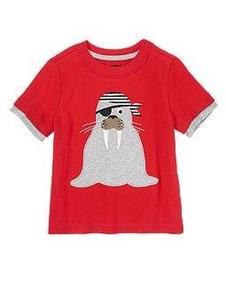 Camiseta Crazy8 Importada Menino Bebê Foca