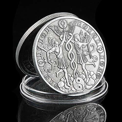 Imagen 1 de 1 de Patpaw Constellation Challenge Moneda Bronce En Relieve Toke