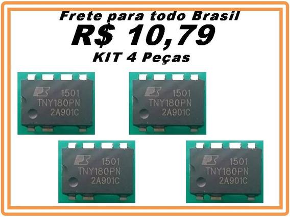 Ci Tny180 Tny 180 Tny180pn - Tny 180 Pn Kit 4 Peças Promoção