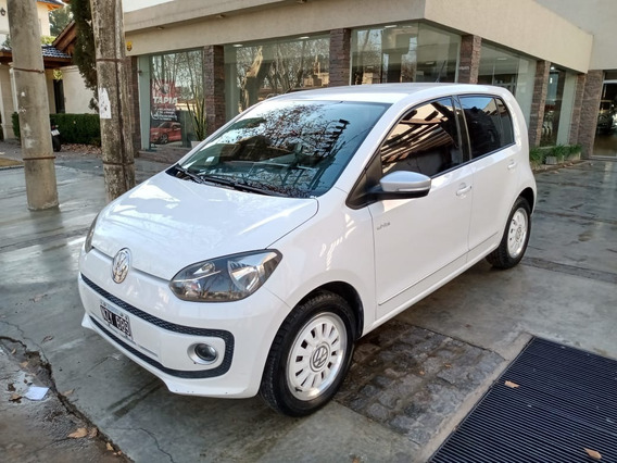 Volkswagen Up! White