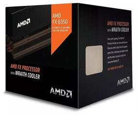 Processador Amd Fx 8350 4.2ghz Octacore Com Wraith Cooler