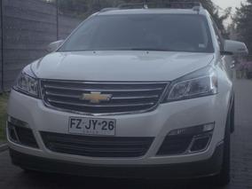 Se Vende Chevrolet Traverse 2014 Santiago Chile Unico Dueño