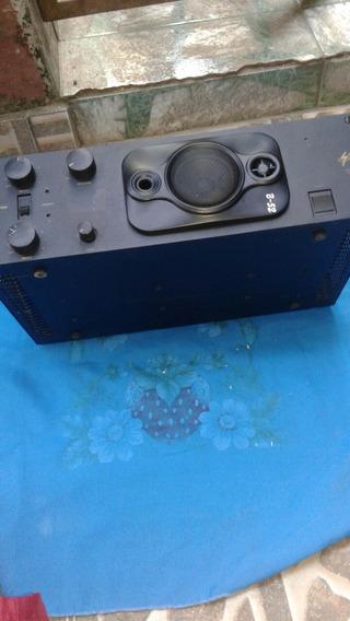 Amplificador Sankya Smr 300 B25 Ideal Para Som Ambiente