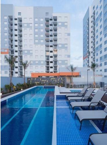 Apartamento Com 3 Dormitórios À Venda, 61 M² Por R$ 445.741,00 - Tatuapé - São Paulo/sp - 15453