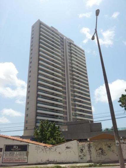 Apto Com 3 Dormitórios À Venda, 112 M² Por R$ 530.000 - Joaquim Távora - Fortaleza/ce - Ap3820