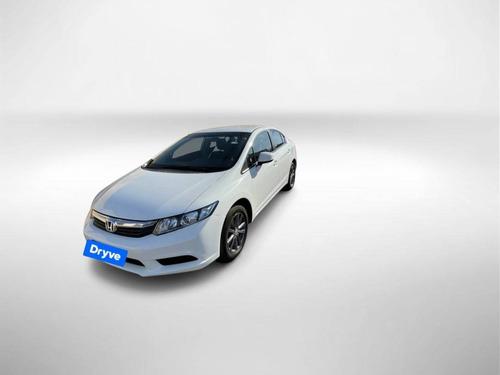 Imagem 1 de 12 de  Honda Civic Lxs 1.8 16v Flex