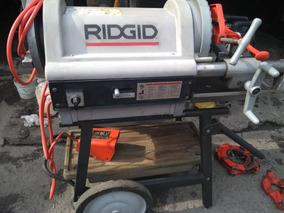 Roscadora Industrila Marca Ridgid Mod. 1224