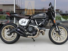Ducati Scrambler Café Racer 800cc 2018 0km Ducati Rosario