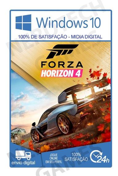 Forza Horizon 4 Edição Suprema Pc - Windows 10