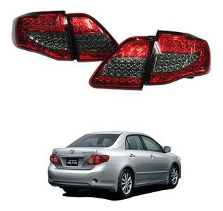 Luces Led Toyota Corolla 09-10