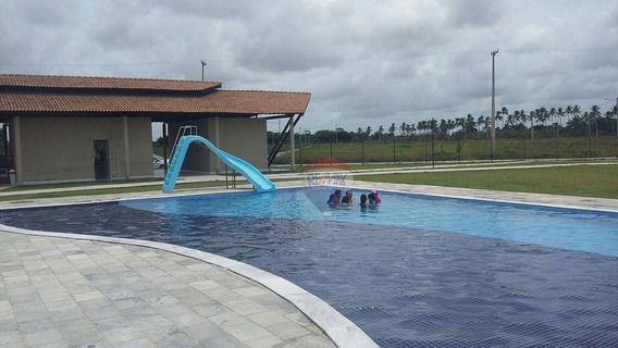 Terreno À Venda, 200 M² Por R$ 40.000 - Tejucupapo - Goiana/pe - Te0252