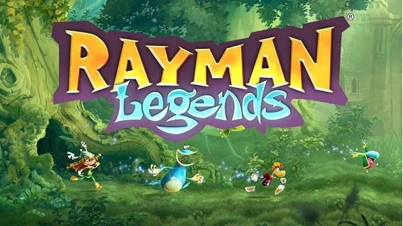 Midia Digital Rayman Legends Xbox360