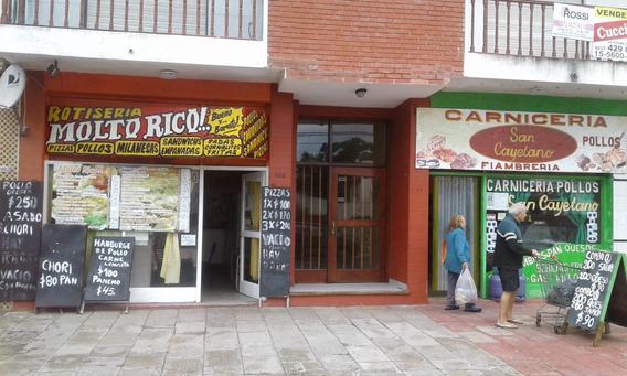 Local Comercial Con Vivienda - Peatonal