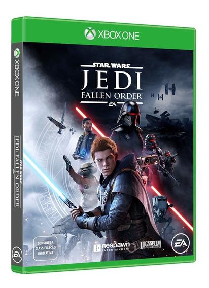 Star Wars Jedi Fallen Order Xbox One Mídia Física Lançamento