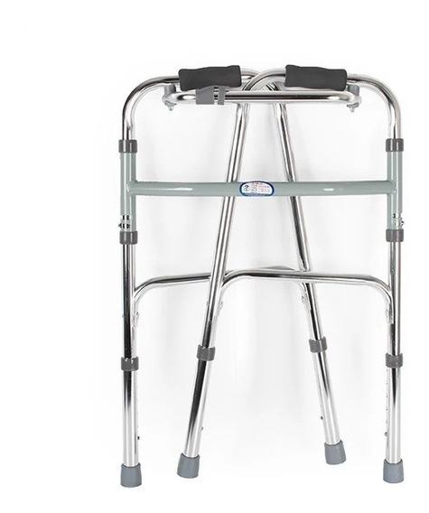 Andadera Ortopedica Aluminio Plegables Con Rued Envio Gratis