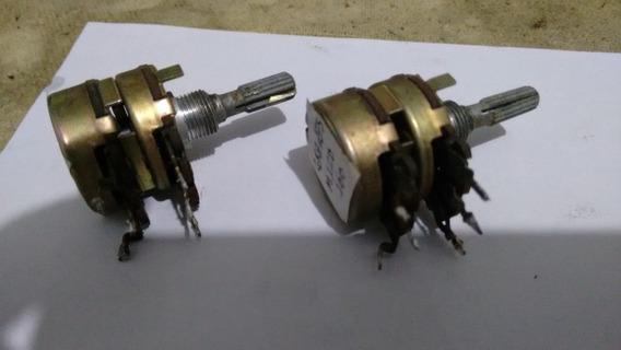 Amplificador Model 120 160 Gradiente - Potenciômetro Grave E Agudo (valor Unitário)